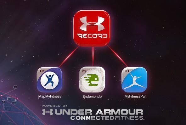 Under Armour 豪掷5.6亿美元收购两款App,欲称霸全球健身网络