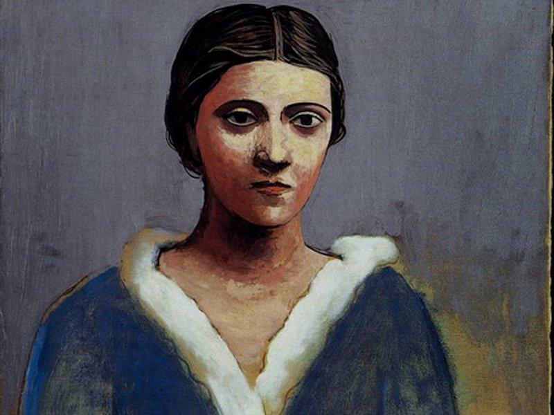 2 Portrait de femme (Olga)