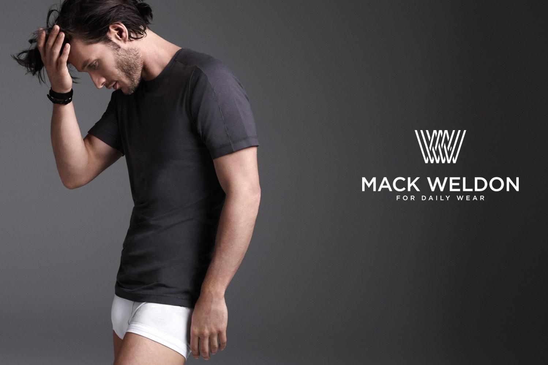 Mack Weldon 让讲究品质的男人可以愉快地购买内衣