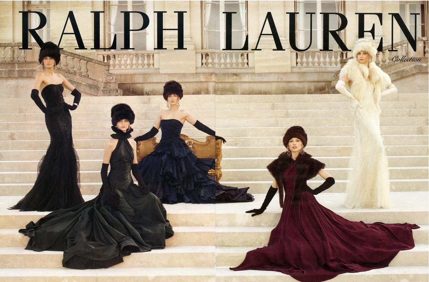 Ralph Lauren 调低全年业绩预期, 股价大跌