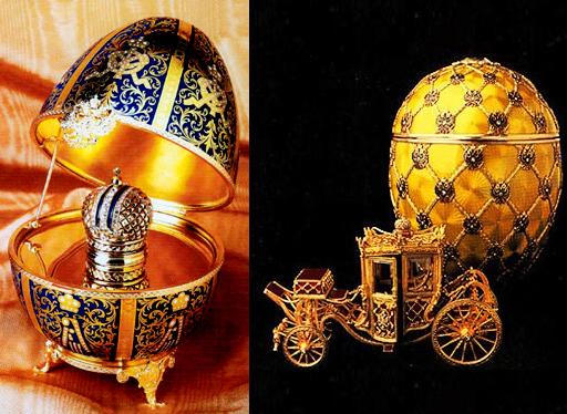 俄罗斯百年珠宝品牌Fabergé的母公司Gemfields敦促股东接受复星集团的收购报价