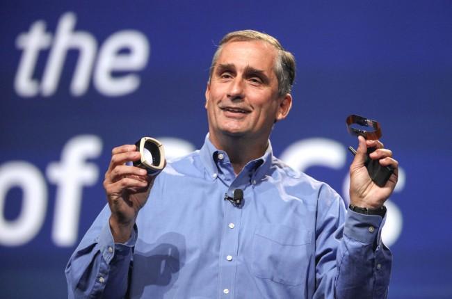 Intel CEO 谈可穿戴:与20+时尚公司合作,中国增速迅猛