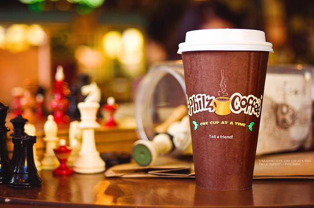 """主打""""慢""""节奏的手调精品咖啡馆 Philz Coffee 获硅谷大佬垂青"""