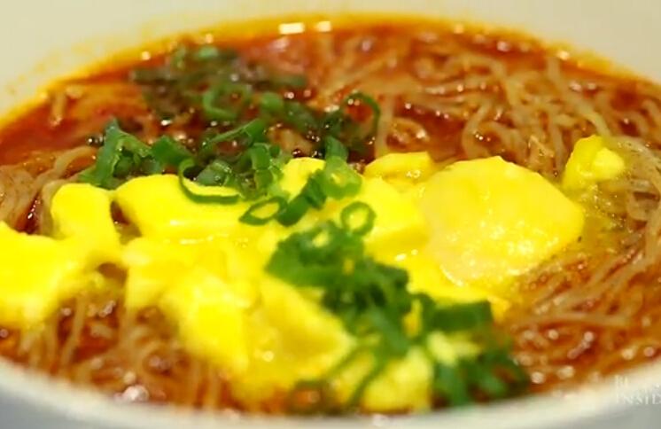 10步拆解:如何做一碗好吃的日式辛拉面