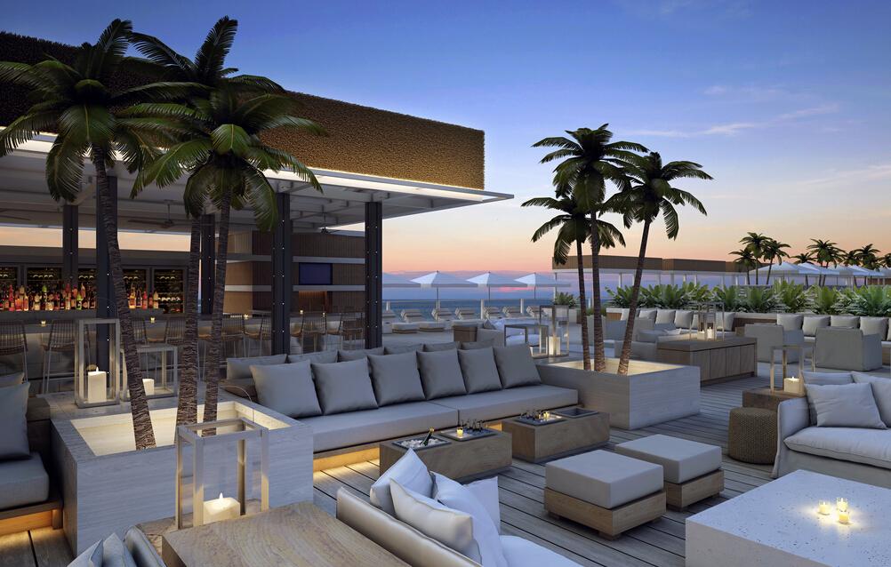 喜达屋创始人的新征程:生态精品酒店  1 Hotel
