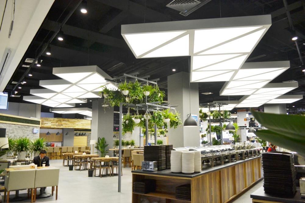 2014 豌豆荚餐厅及多功能空间 现场照片 (1)