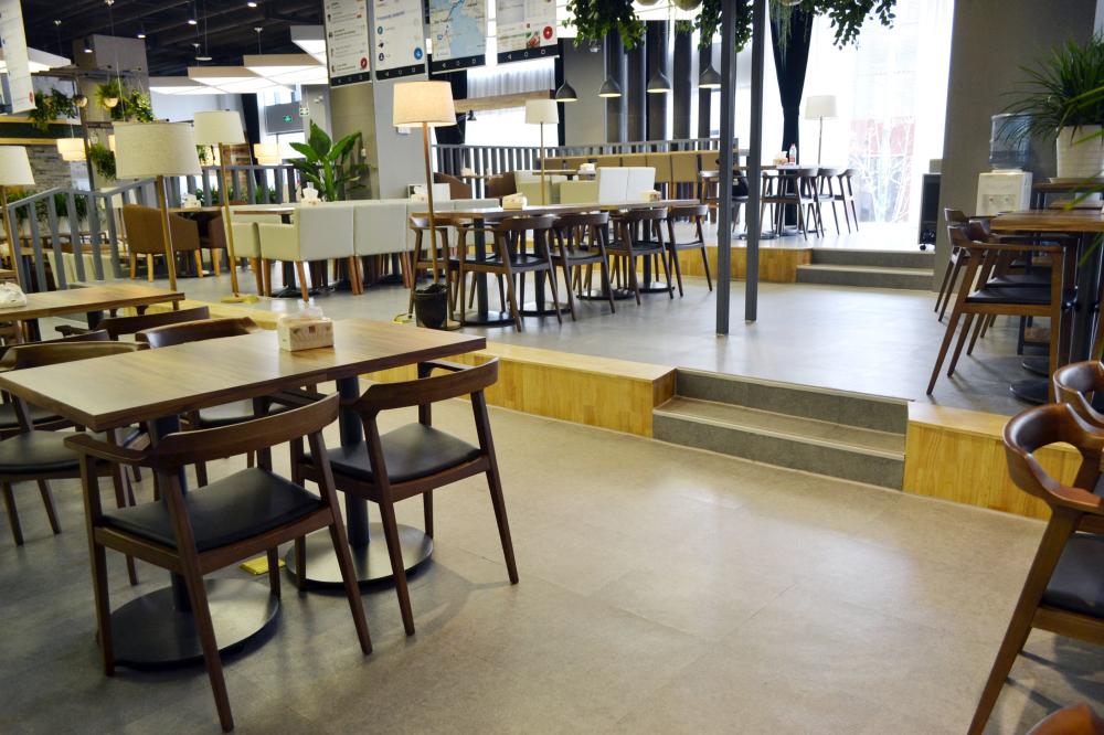 2014 豌豆荚餐厅及多功能空间 现场照片 (8)