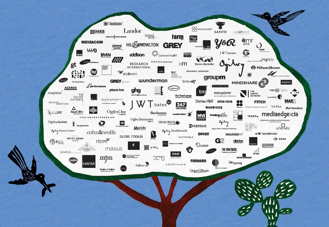 数字营销领域强势,WPP 集团坐实传媒行业老大