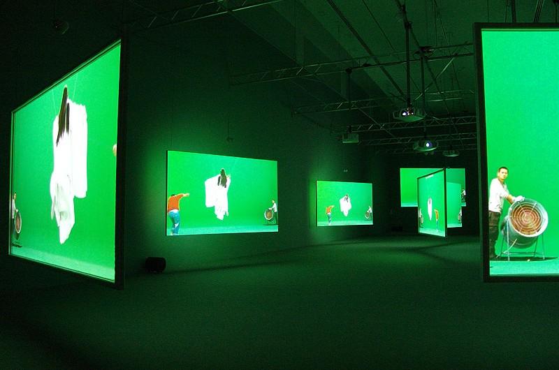 2014年全球顶级艺术展会热度大排名
