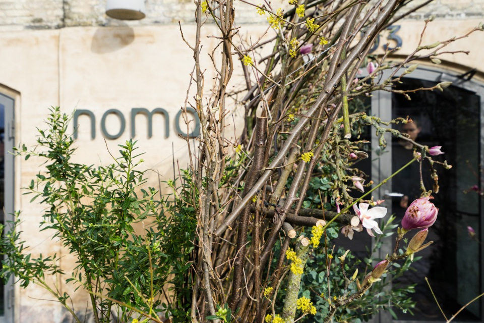实地探秘:如何在全球第一餐厅 Noma里开一家服装店?