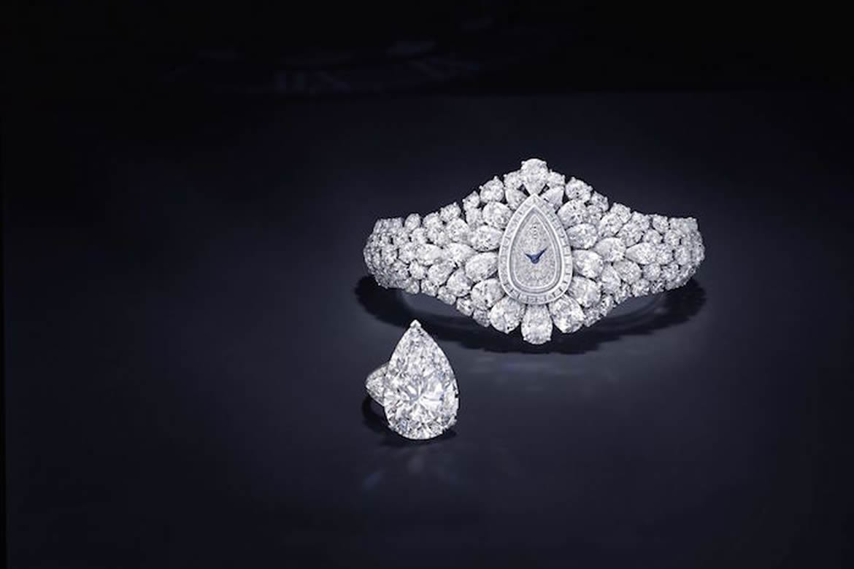 Graffs 推出世界最贵的可变钻石首饰,集腕表、手镯和戒指于一体