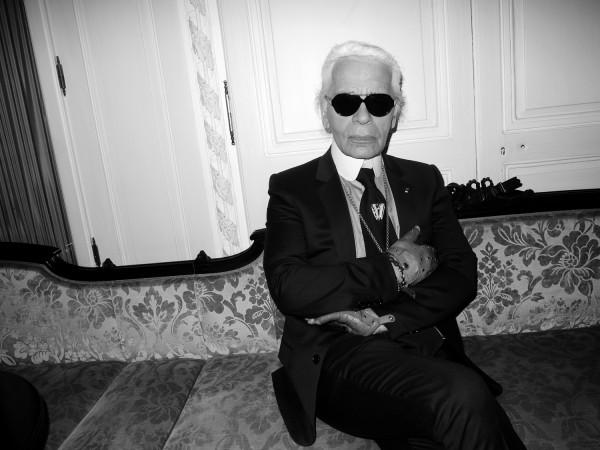 Karl Lagerfeld 入行70年回顾展,成名作惊艳亮相