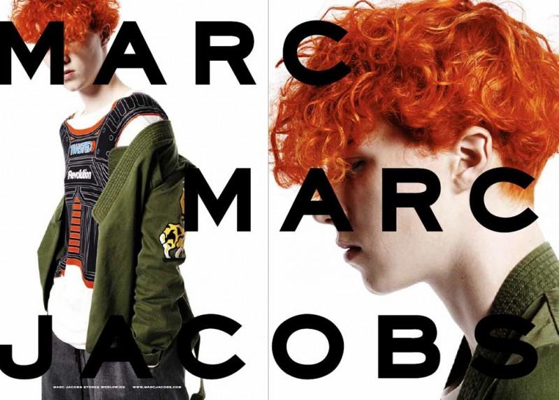 风传 Marc by Marc Jacobs 将被关闭,并入主线
