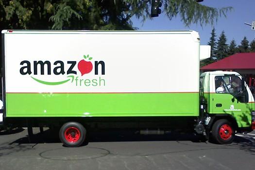 亚马逊谋划车载3D打印服务,边生产边运输,热乎送到手