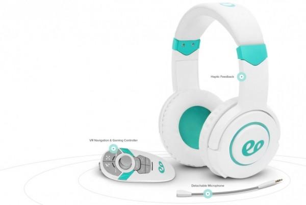 一个人的 IMAX 影院:Ceekars 4D耳机