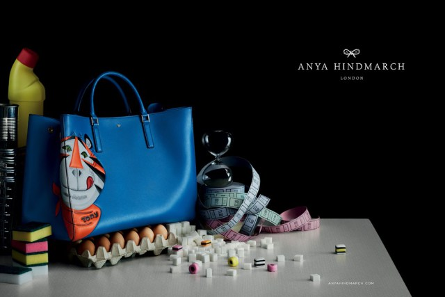 Anya Hindmarch 和 Mulberry 各自找到新 CEO