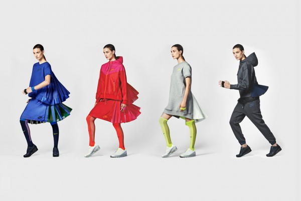 Nike 推出前卫女式运动装,女性好像不太买账