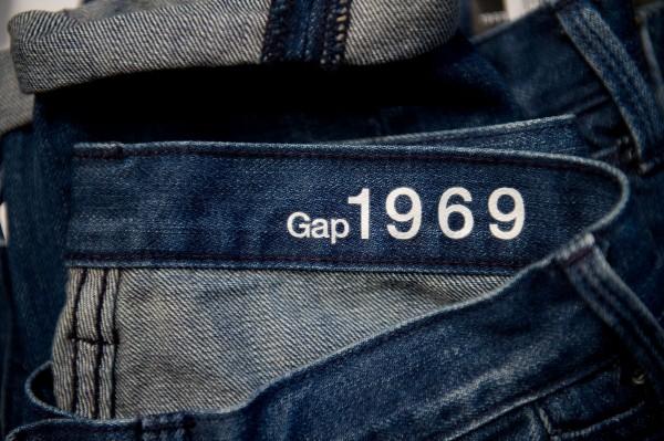 美国 Gap 期望三年内中国销售额增长两倍,到达10亿美元