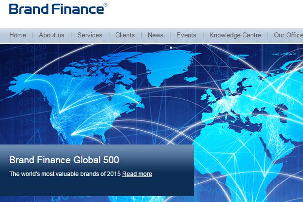 "Brand Finance 发布""全球最有价值 50大美妆品牌"""