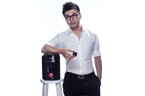 """【华丽创业志】做智能饮品界的苹果公司:""""华丽集""""之 Dr. Drinks"""