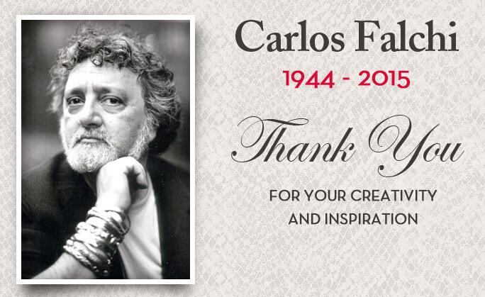 著名手袋设计师 Carlos Falchi 去世
