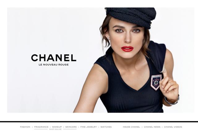 Chanel 明年正式进军电商