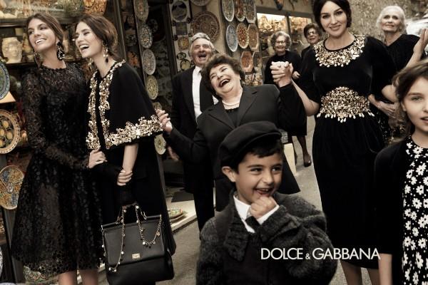 Dolce & Gabbana 2014/2015 财年销售收入首次突破 10亿欧元大关