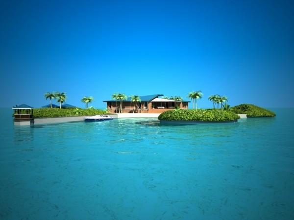 高端定制新境界:定制一个私人海岛
