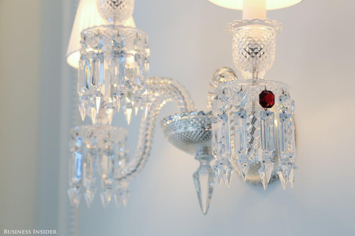 法国水晶制造商 Baccarat 首家奢华酒店开张