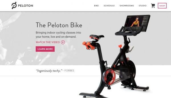 家庭智能健身单车 Peloton 获 3000万美元 C轮融资
