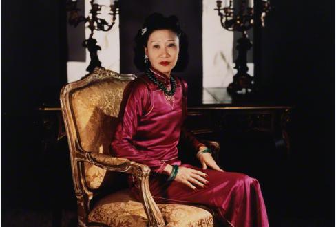 【华丽人物志】中国名媛的鼻祖,最早的国际化时尚 ICON:黄蕙兰