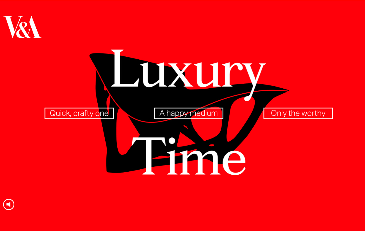 如何定义奢侈?伦敦V&A博物馆特别展览引发的探讨