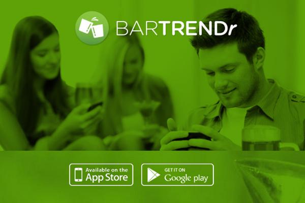 为饮料品牌搜集大数据的夜生活社交App BARTRENDr 再获100万美元种子轮融资
