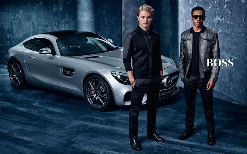 Boss-Hugo-Boss-F1-Campaign-2015-Shoot-Nico-Rosberg-Lewis-Hamilton-002-800x498