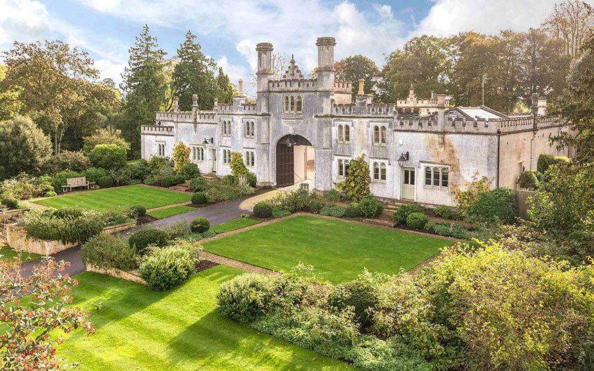 全球在售的 25座最美城堡,最便宜的不到 500万人民币