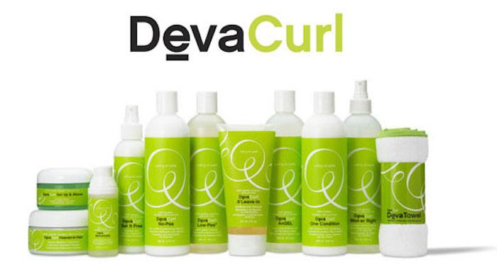 DevaCurl-Producten