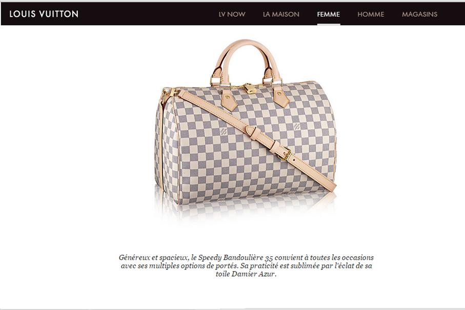 商标案败诉,Louis Vuitton 不能独占棋盘格花纹!