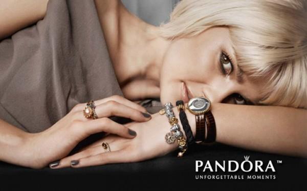 丹麦珠宝 Pandora 最新季报销售劲增 37%