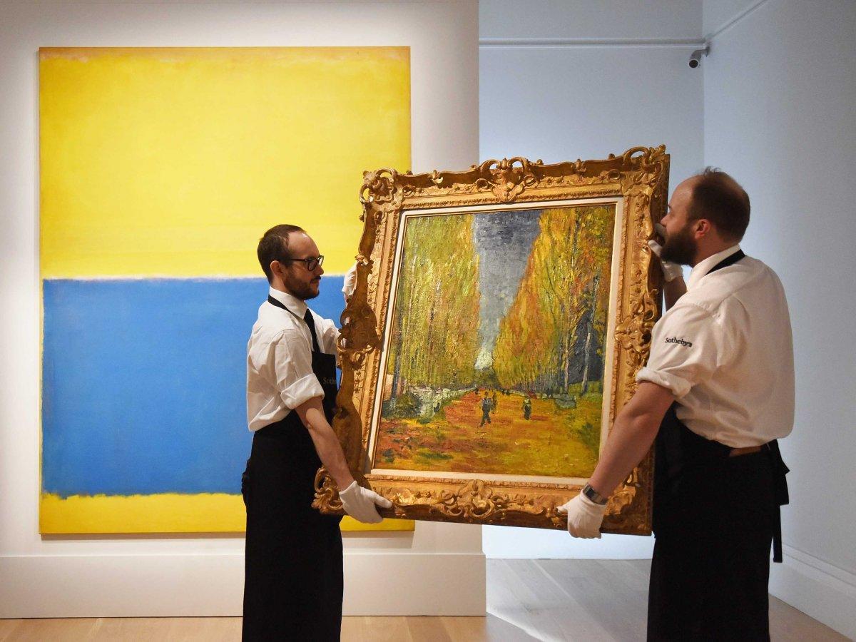 购买昂贵艺术品后必须先办妥的 5件事