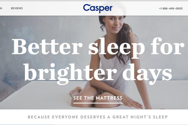 关于互联网床垫 Casper的体验报告:颠覆传统行业不是那么简单的事