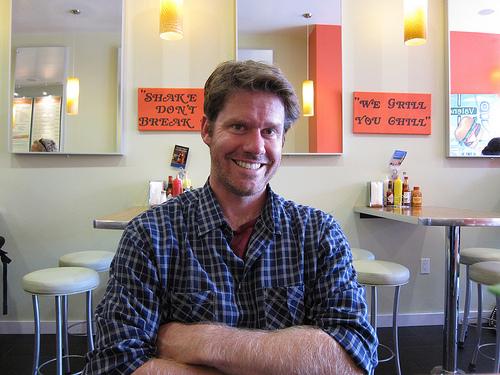 Chris Lindland runs Cordarounds, an spiffy SF-based niche clothier