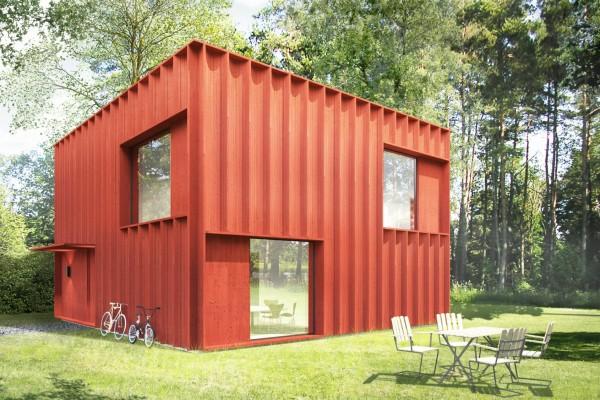 200万瑞典人参与设计的理想住宅是这个样子