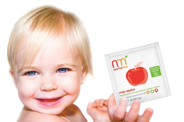 美国有机婴儿辅食品牌 NurturMe 获150万美元投资