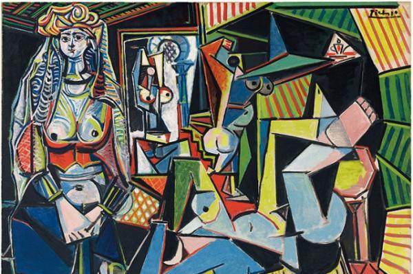 毕加索名作以 1.79亿美元刷新艺术品拍卖成交价最高纪录