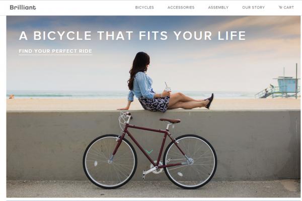 互联网手工单车品牌 Brilliant获150万美元种子轮融资