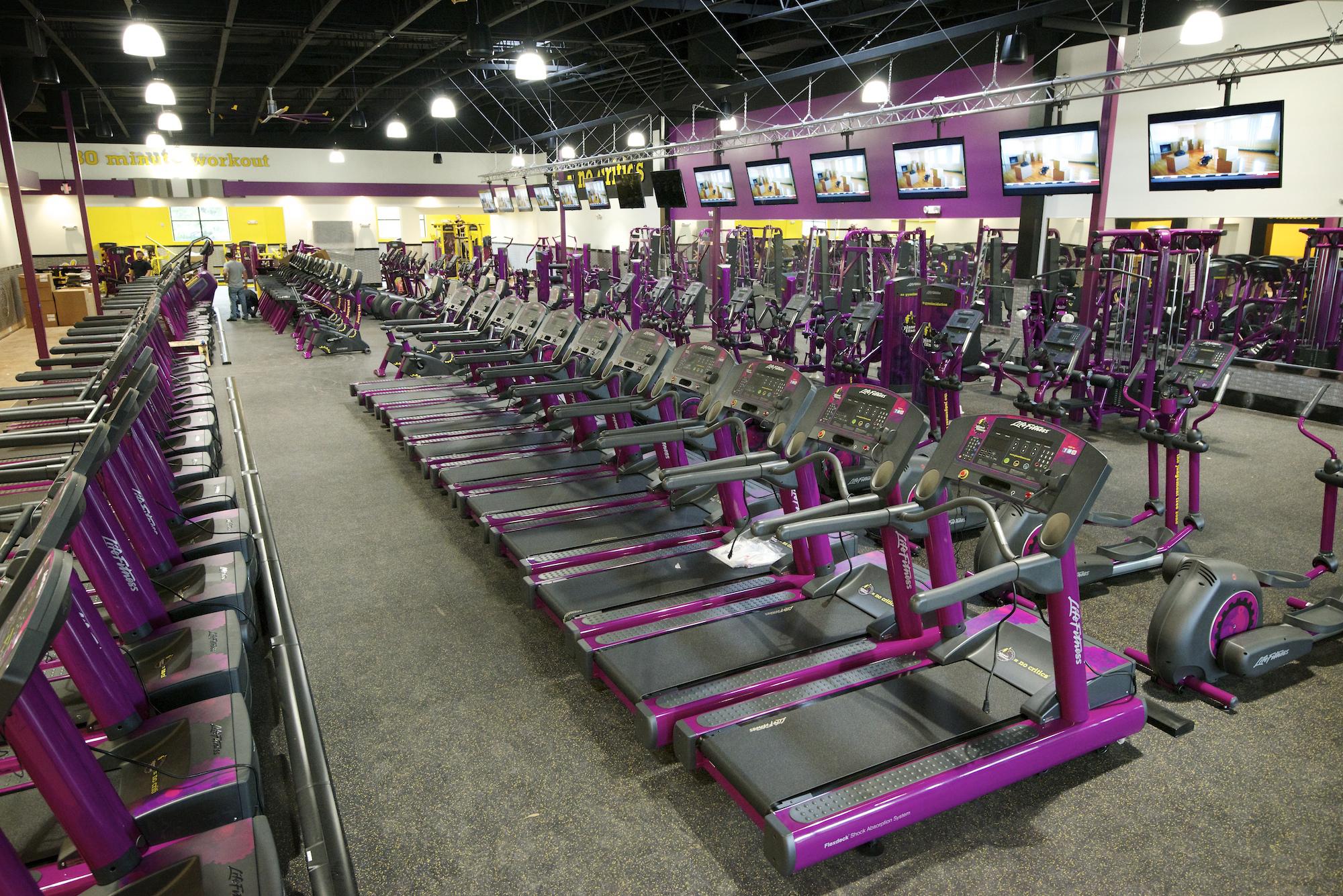 每月会费仅10美元:经济型健身房 Planet Fitness 申请 IPO