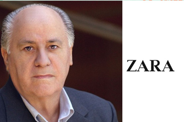 Zara 创始人:世界第二大富豪鲜为人知的五大秘密