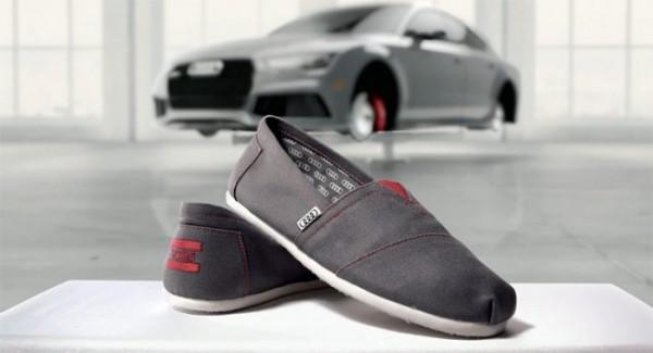 买车捐鞋!奥迪联手 TOMS 助力公益时尚事业