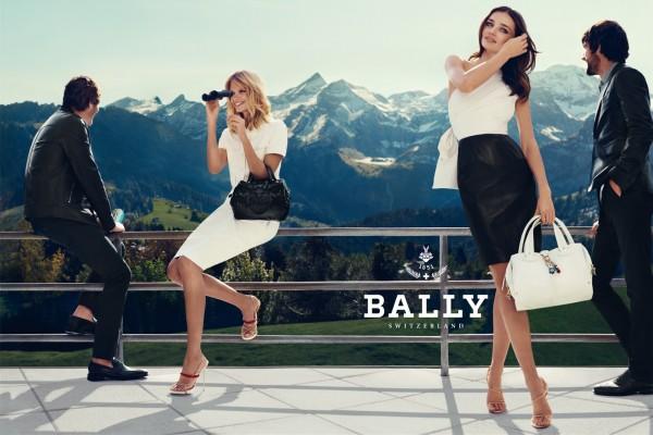 徘徊四年,瑞士百年奢侈品牌 Bally 终于重现增长