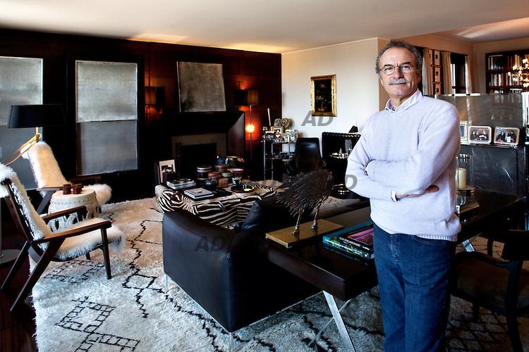 B&B CEO Giorgio Busnelli